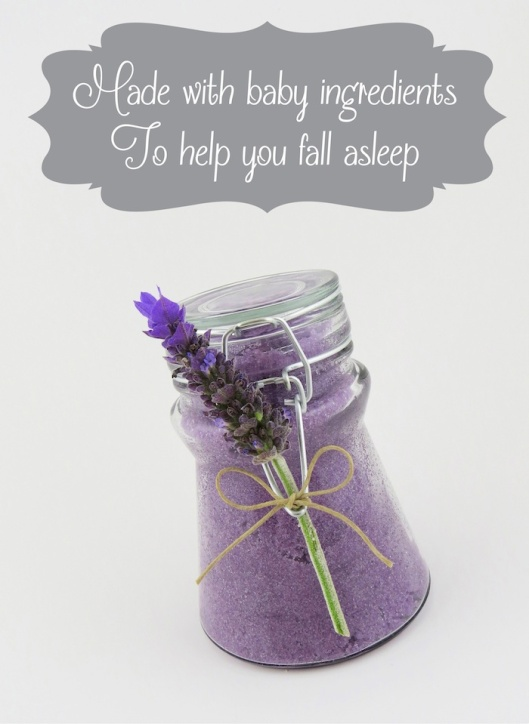 Sleepy Baby Sugar Scrub2
