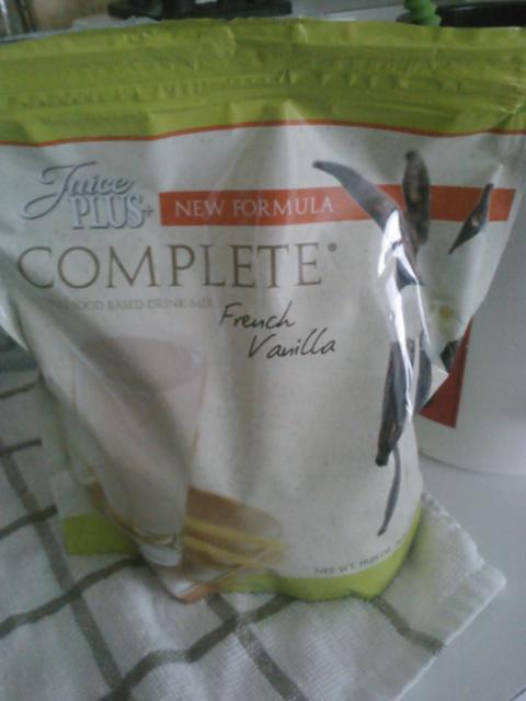 Juice Plus Complete Protein