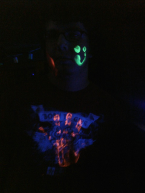 Black Light Party!