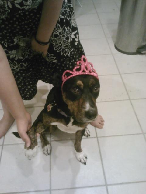 Princess Lucy!