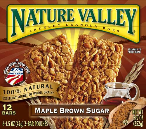 Any flavor granola, I used this one because I happened to have it on hand